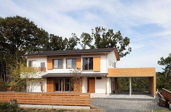 松本建設 Heart-Build スムスキの家